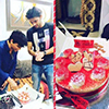 Parth Samthaan gifts a Pink cake to his show producer and more TV news